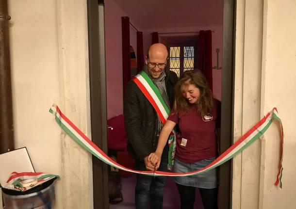Induno Olona: inaugurata la nuova sede dell'associazione Caimano