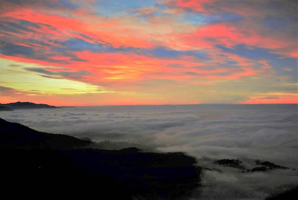 L'alba dal Mosè - foto di Angelo Baroni