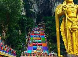 Malesia, il Festival delle Luci