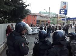 manifestazione antifascista legnano