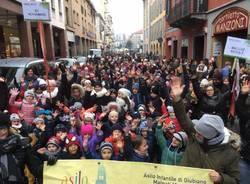 Marcia dei diritti dell'infanzia e dell'adolescenza