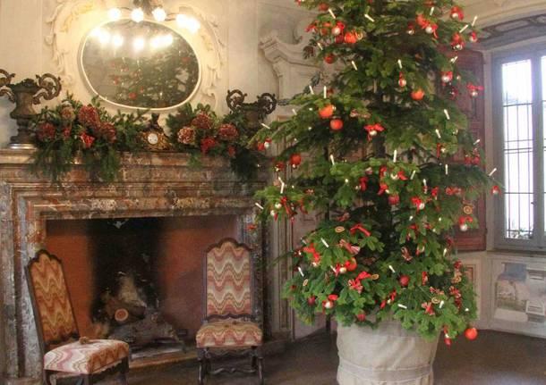 Il mercatino di Natale a Villa Della Porta Bozzolo