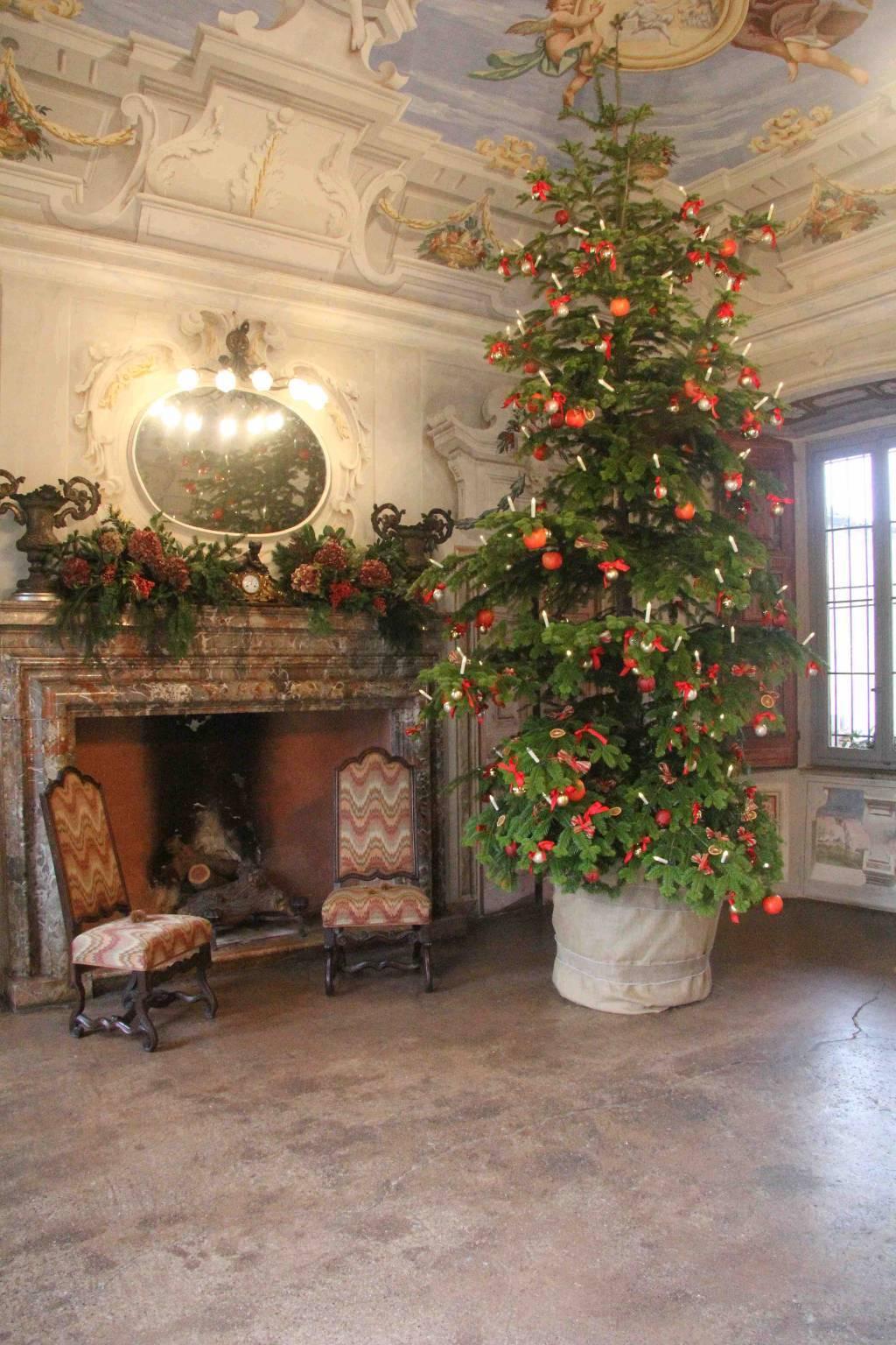 Mercatino di Natale a Villa Della Porta Bozzolo