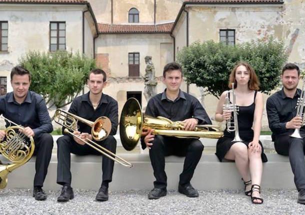 musica ottoni quintetto brass bells