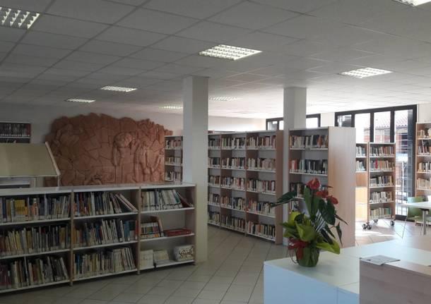 nuova biblioteca brebbia inaugurazione