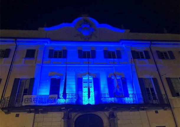 palazzo estense illuminato di blu per giornata del diabete 66073fc2e79