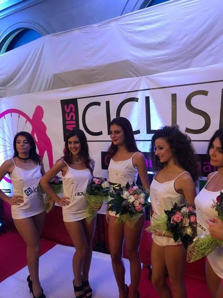 """Prefinale Nazionale del concorso di bellezza """"Miss Ciclismo 2018"""""""