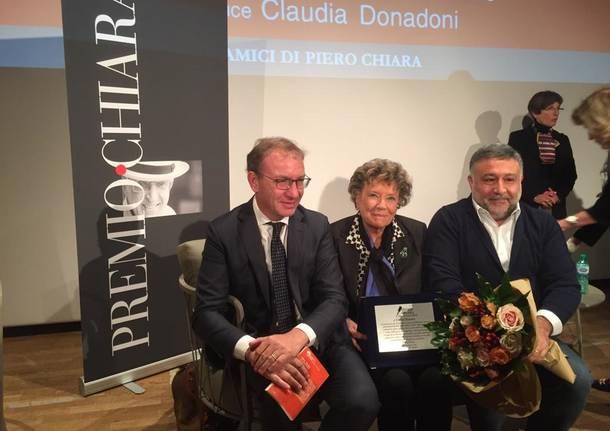 premio chiara 2018 dacia maraini