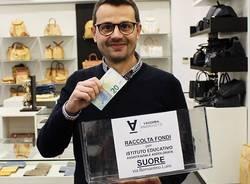 Raccolta fondi per le suore di via Bernardino Luini