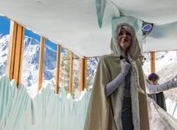 regina dei ghiacci macugnaga