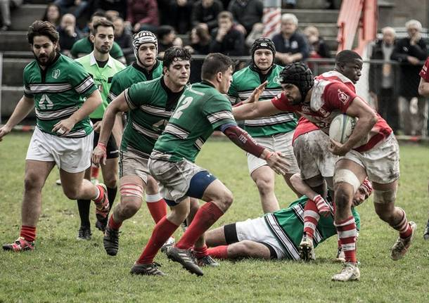 rugby varese piacenza 2018