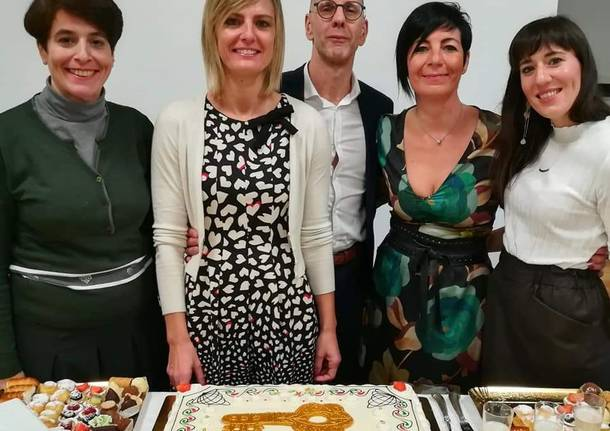 Serafina Solimeno Elena Ballarati Luigi Baggio Alessandra Milani Valentina Moneta la chiave d'oro
