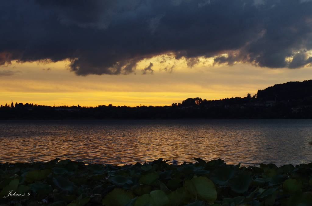 tramonto da cerro