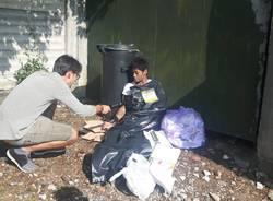 Trash, il cortometraggio di Matteo Tibiletti
