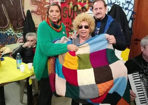 Tutti i colori della solidarietà allo chalet Martinelli