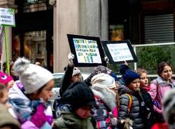 Unicef e la marcia per i diritti dei bambini