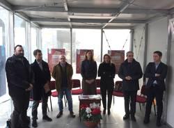 Varese cambia luce da piazza Monte Grappa
