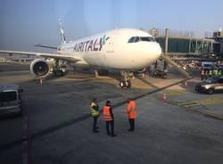 Air Italy volo Delhi