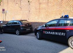 arresto scippatore carabinieri cerro maggiore