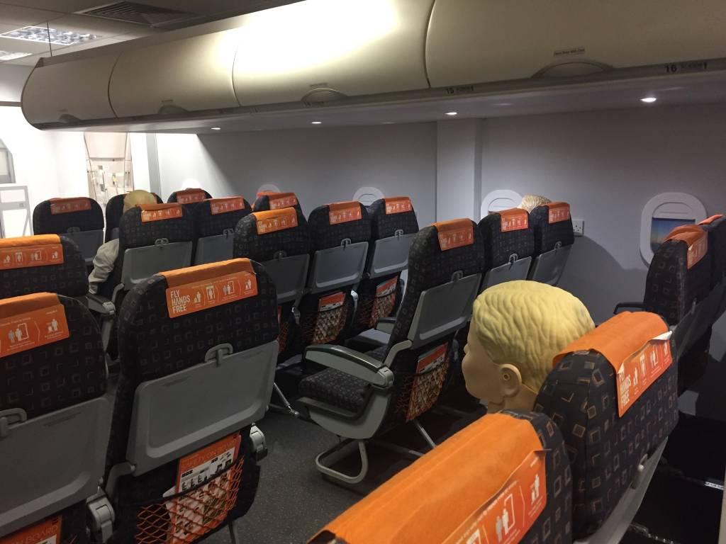 Base Easyjet London Luton
