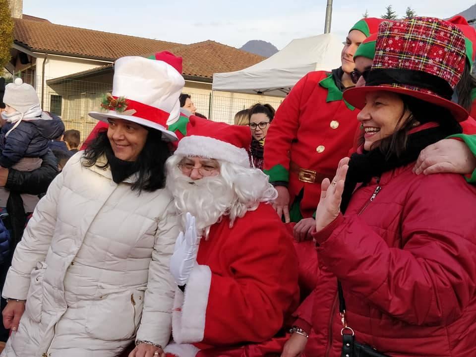 Besano - Il mercatino di Natale 2018