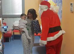 Il Natale in Pediatria