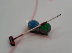 Curling al palaghiaccio di Varese
