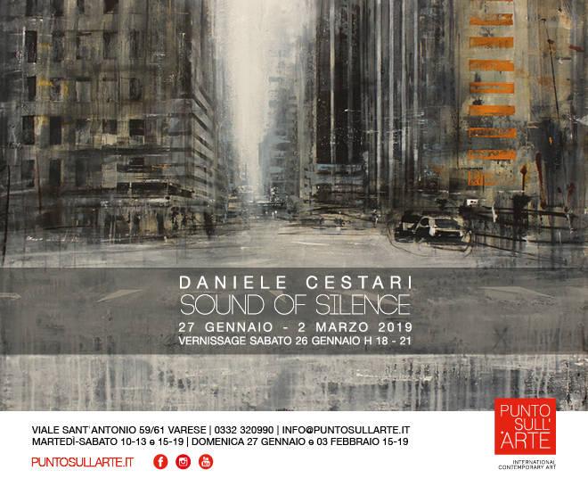 SOUND OF SILENCE | DANIELE CESTARI