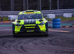 Lo spettacolo del Monza Rally Show visto da Luca Roncari