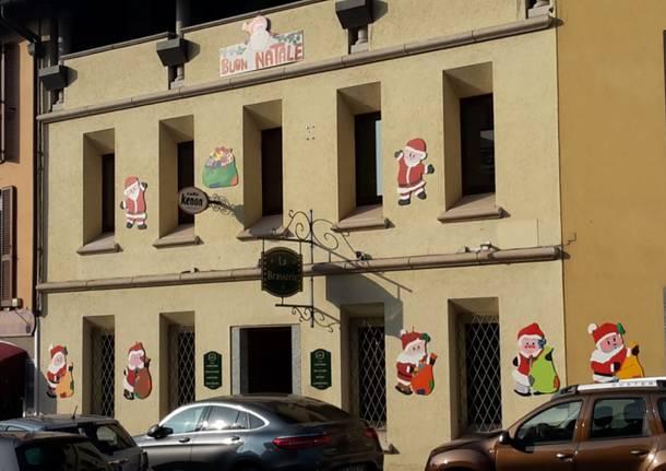"""Le sagome di Natale de \""""La Finestra\"""""""