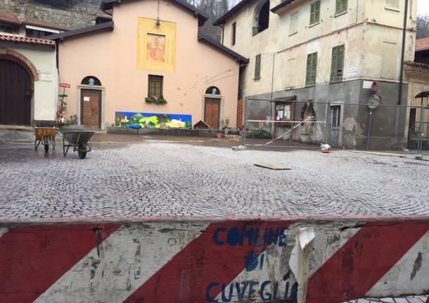 La nuova piazza di Cavona