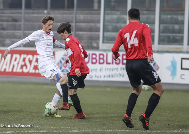 Varese – Accademia Pavese 3-0