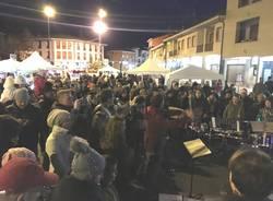 Le foto del mercatino natalizio di Azzate