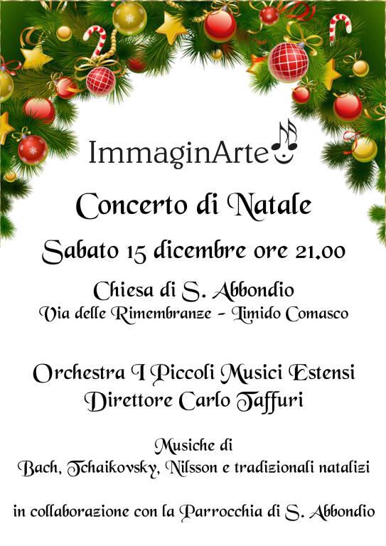 Concerto di Natale a Limido Comasco