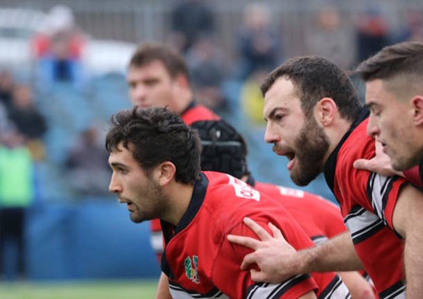 Rugby Sondrio – Rugby Varese 5-47