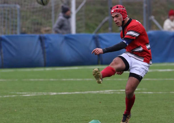 Rugby Sondrio - Rugby Varese 5-47