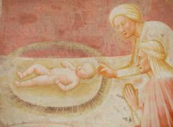 LA LEVATRICE INCREDULA NELLE NATIVITÀ da Masolino a Rubens