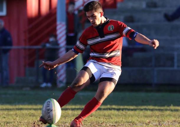 Rugby Varese – Amatori Capoterra 27-5