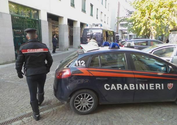Droga in casa e in negozio: arrestati due saronnesi