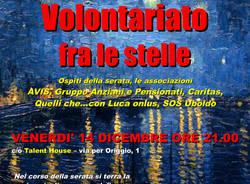 """Concerto """"Volontariato fra le stelle"""" a Uboldo"""