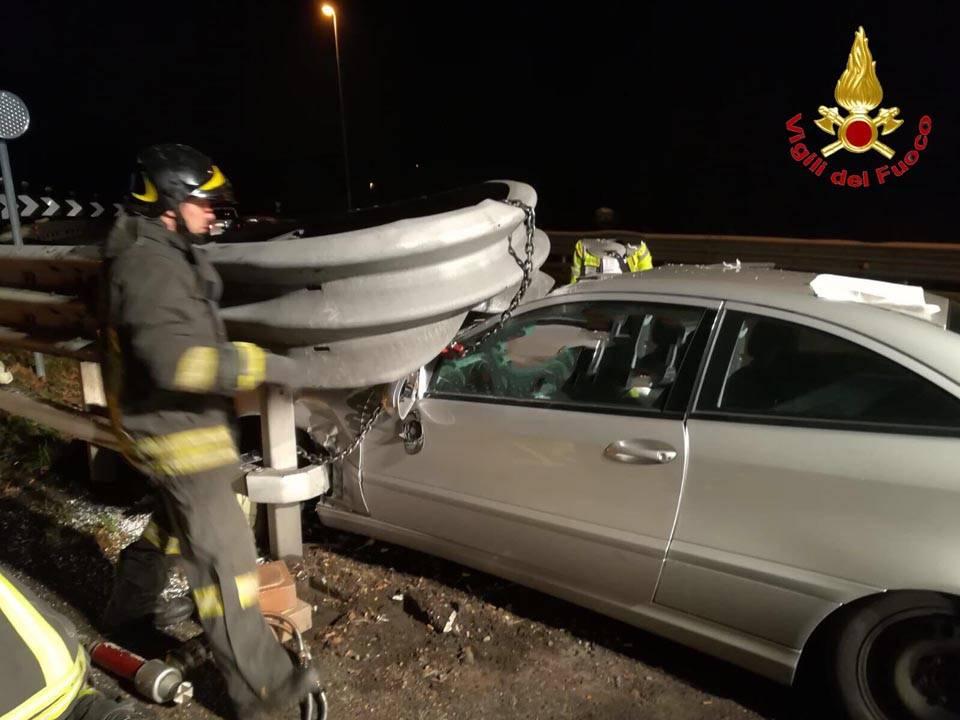 Cassano Magnago - incidente stradale