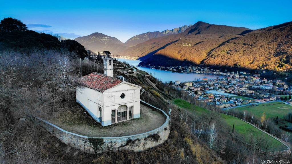 Chiesa di San Salvatore a Cuasso al Monte