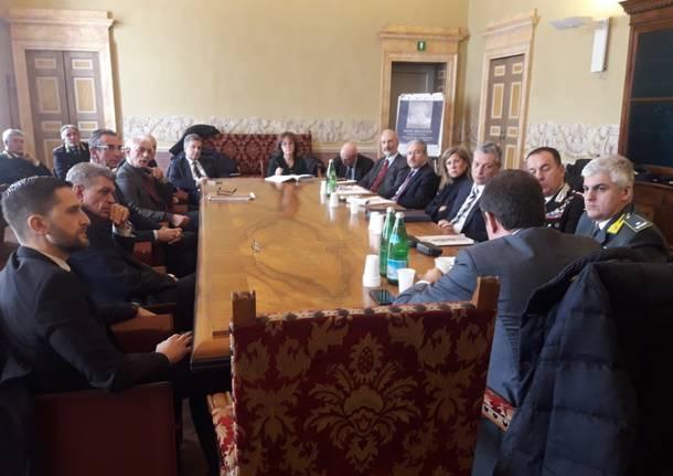 comitato ordine e sicurezza castellanza