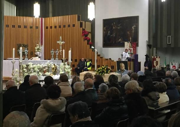 funerale stefano amicarelli castiglione olona