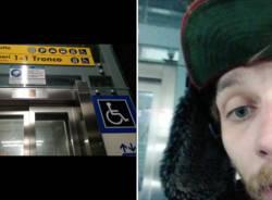 ascensore stazione busto andrey