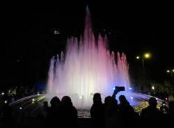 fontana piazza san lorenzo gallarate
