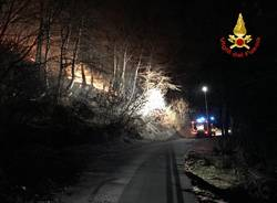incendio Montegrino Valtravaglia