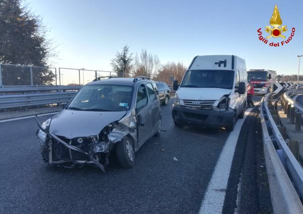incidente stradale somma lombardo