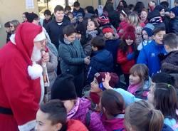 Induno Olona - Babbo Natale Asfarm 2018