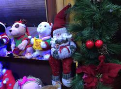 Induno Olona - Casa di Babbo Natale Asfarm 2018